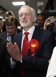 Le chef du Parti travailliste, Jeremy Corbyn.... (AP) - image 2.0