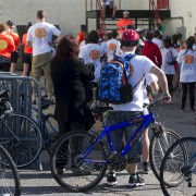 Des jeunes du 13e défi à vélo.... (Sylvain Mayer) - image 6.0