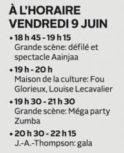 La 23eédition du Festival international de Danse Encore (FIDE)... - image 2.0