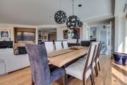 Ouverte sur le salon, la salle à manger... (Photo fournie par RE/MAX McGill) - image 3.0