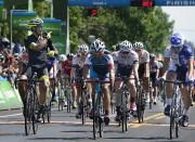 Travis McCabe (à gauche) sera entouré d'un alignement... (Archives AP, Scott Sommerdorf) - image 6.0