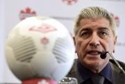 L'entraîneur Octavio Zambrano.... (Photo Frank Gunn, La Presse canadienne) - image 1.0