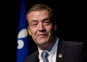 Le ministre québécois de la Culture Luc Fortin... (PHOTO ANDRÉ PICHETTE, LA PRESSE) - image 1.0