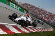 Parti au 17e rang, Lance Stroll a terminé en... (Photo Chris Wattie, REUTERS) - image 1.1