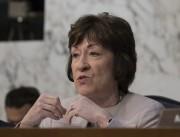 La sénatrice républicaine Susan Collins a exhorté Donald... (AP) - image 4.0