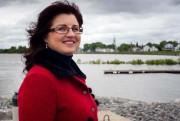 La mairesse de Batiscan Sonya Auclair.... (Sylvain Mayer, Le Nouvelliste) - image 2.0