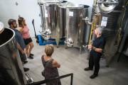 Cinq vignobles du Centre-du-Québec ont accueilli les visiteurs... (Olivier Croteau, Le Nouvelliste) - image 3.0