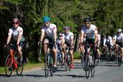 La Randonnée de l'Énergie a réuni 40cyclistes.... (Olivier Croteau, Le Nouvelliste) - image 4.0