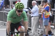 Après s'être emparé du maillot vert samedi à... (Photo Le Quotidien, Michel Tremblay) - image 2.0