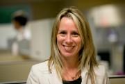 La responsable du projet Mobilis au CISSS de... (Photo David Boily, La Presse) - image 1.0