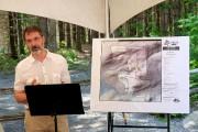 Le président de Conservation Espace Nature Shefford, Yves... (Alain Dion, La Voix de l'Est) - image 1.0