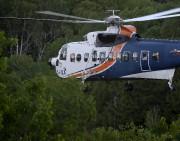 Un hélicoptère avait été mis à contribution pour... (Le Soleil, Yan Doublet) - image 1.0