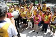 L'organisme Loge m'entraide a tenu une manifestation.... (Photo Le Quotidien, Yohann Gasse) - image 4.0