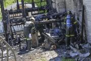 Des experts en analyse d'incendie ont passé une... (Archives Le Quotidien, Michel Tremblay) - image 2.1