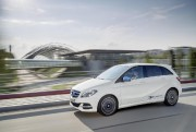 La Mercedes-Benz Classe B... (Photo fournie par Mercedes-Benz) - image 3.0