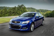 La Chevrolet SS... (Photo fournie par Chevrolet) - image 7.0
