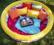 Il est possible de transformer une piscine gonflable... (Pinterest) - image 2.0
