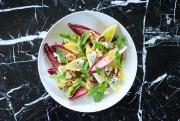 La salade d'endives, au Bleu d'Élizabeth. Même si... (PHOTO ÉDOUARD PLANTE-FRÉCHETTE, LA PRESSE) - image 3.0