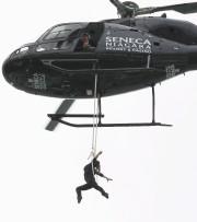 Erendira Wallenda a passé environ huit des dix... (AP, Bill Wippert) - image 2.0