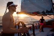 Au premier jour de la course, Simon DuBois... (Photo Tristan Péloquin, La Presse) - image 3.0