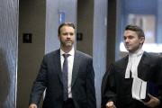 L'enquêteur Marco Breton et le procureur Antonio Parapuf... (Photo Marco Campanozzi, La Presse) - image 1.0