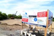 Les travaux pour reconstruire le barrage de... (Janick Marois, La Voix de l'Est) - image 2.0