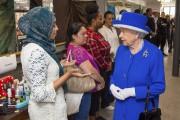 La reine Elizabeth II s'était rendue au chevet... (AFP, Dominic Lipinski) - image 2.0