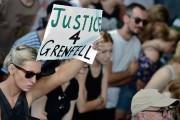 Des manifestants ont brandi des pancartes «Justice pour... (PHOTO CHRIS J RATCLIFFE, AGENCE FRANCE-PRESSE) - image 1.1