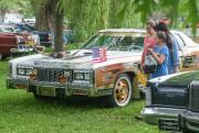 Le Club de voitures anciennes de Trois-Rivières tenait... (Andréanne Lemire, Le Nouvelliste) - image 5.0