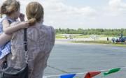 Près d'une centaine d'avions d'un peu partout au Québec ainsi qu'un F-18 et un... - image 2.0