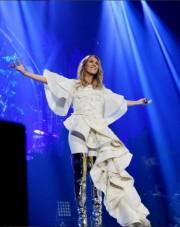 Céline Dion a donné le premier spectacle de... (Photo tirée du compte Instagram de Céline Dion) - image 2.0