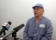 Kenneth Bae, un missionaire chrétien américain d'origine coréenne,... (REUTERS) - image 3.0
