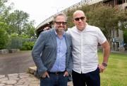 Alexandre Taillefer et Claude Larivée font partie de... (Photo Robert Skinner, La Presse) - image 2.0
