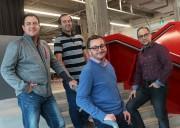 L'équipe de Kwilt, une entreprise installée au Centre... (Etienne Ranger, Le Droit) - image 2.0
