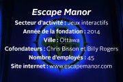 La fiancée de Chris Bisson aimait tellement jouer au jeu Escape the room sur... - image 2.0