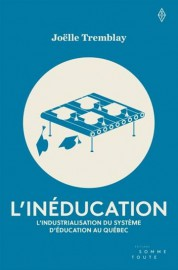 Un autre livre sur l'éducation? Oui, et cette... (image fournie par Somme Toute) - image 2.0