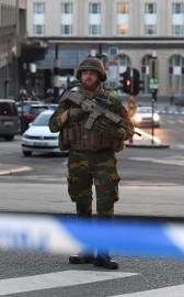 Toutes les rues autour de la gare étaient... (PHOTO AFP) - image 2.0