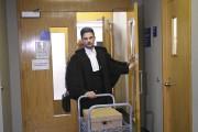 Me Mathieu Rochette, du bureau du Directeur des... (Le Quoridien, Michel Tremblay) - image 2.0