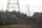 Hydro-Québec a dû déplacer un pylône après un... (Olivier Croteau, Le Nouvelliste) - image 1.0