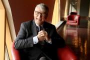 Pierre Mazurette, président de Diffusion Saguenay, se réjouit... (Le Quotidien, Yohann Gasse) - image 1.0