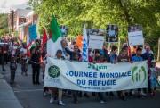 La 10e Journée mondiale du réfugié a été... (François Gervais, Le Nouvelliste) - image 2.0