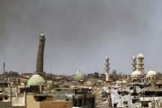 Le minaret penché, que les habitants de Mossoul... (ARCHIVES AFP) - image 2.0