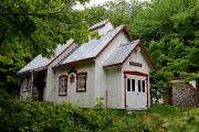 La cabane à sucre rustique, construite en 2010... (Le Soleil, Erick Labbé) - image 4.0