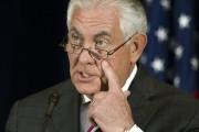 Le secrétaire d'État des États-Unis Rex Tillerson... (AP, Cliff Owen) - image 2.0