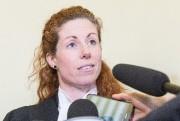 La procureure de la Couronne, Me Caroline Lafleur.... (Photo Simon Giroux, La Presse) - image 2.0