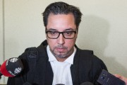 L'avocat de Bertrand Charest, Me Antonio Cabral.... (PHOTO SIMON GIROUX, LA PRESSE) - image 3.0