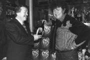 Robert Charlebois (à droite), a été pendant un... (Archives Le Soleil) - image 10.0