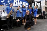 Le chef du Parti Bleue, Jonathan Bleue... (Photothèque Le Soleil) - image 13.0