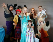 La troupe de A Forever Frozen Story. On... - image 1.0