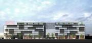 Le projet, appelé Fabrik8, sera composé de deux... (Illustration fournie par le promoteur Pierre-Antoine Fernet) - image 1.0